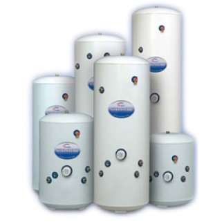 Crown Endurance Stainless Steel Unvented Cylinder Spares