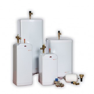 HS30U & HS50U Unvented Water Heaters