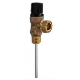TPR 15 Range Pressure & Temperature Relief Valve