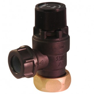 Ariston - 6 Bar Pressure Relief Valve for Old Style 1 Piece Multibloc
