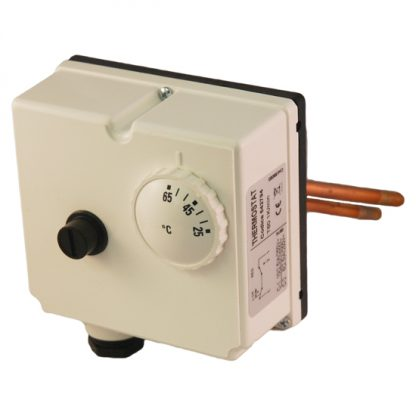 Allbrite - Twin Aquastat Thermostat