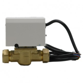 Flamco - 2 Port Motorised Valve BSS S004