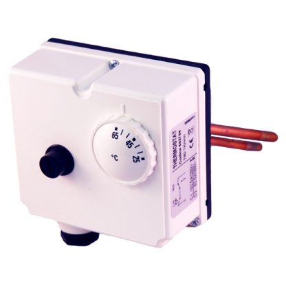 Copperform - Twin Aquastat Thermostat TS207