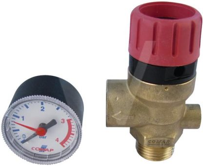 Gledhill - Expansion Relief Valve XG154