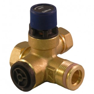 Chaffoteaux et Maury - 6 Bar Core Unit Pressure Relief Expansion Manifold Valve