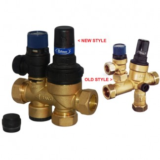 Gledhill - Multibloc 3/1.5 Bar Combination Valve XG137