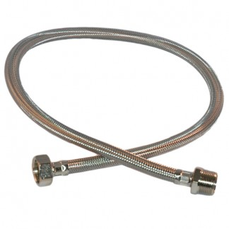"Ferroli - 3/4"" Flexible Hose 1000mm Long"