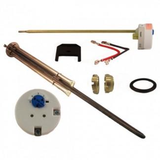 Pullin - Megaflo Immersion Heater Upper with TSE/TSR Thermostat 95606962