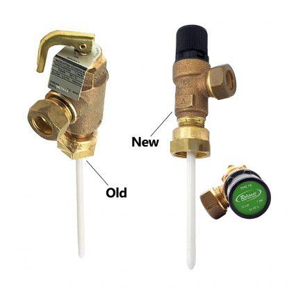 Heatstore - Temperature & Pressure Relief Valve 95605806