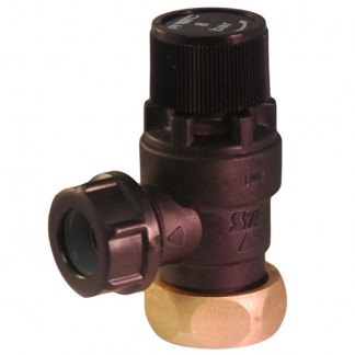 Potterton - 8 Bar Pressure Relief Valve