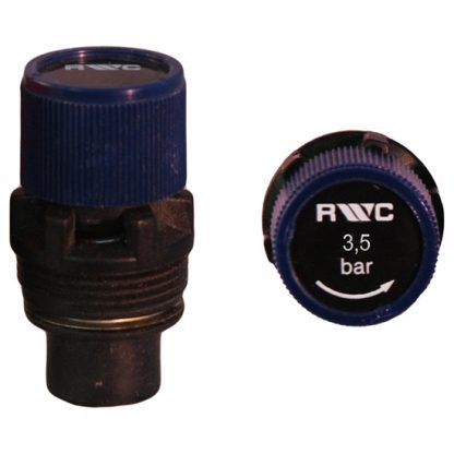 Telford Cylinders - 3.5 Bar Pressure Relief Expansion Cartridge