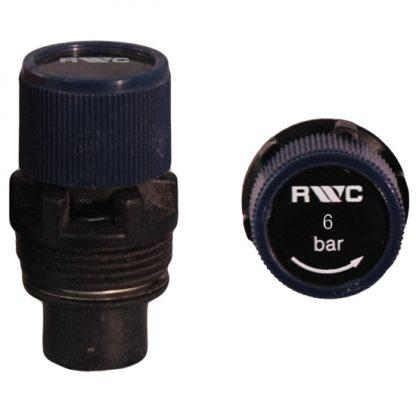 6 Bar Pressure Relief Valve Cartridge 95605864