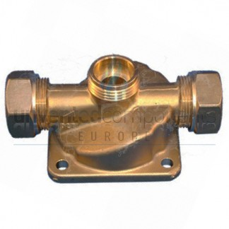 Santon - Valve Body 95605865 suitable for use with Santon Premier Plus (MK1 Control Gear) Cylinders