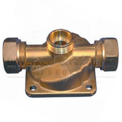 Santon - Valve Body 95605865 suitable for use with Santon Premier Plus (MK1 Control Gear) Cylinders