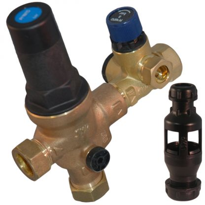 Suitable for use with Megaflo Cold Water Combination Valve 95605817 (old style)