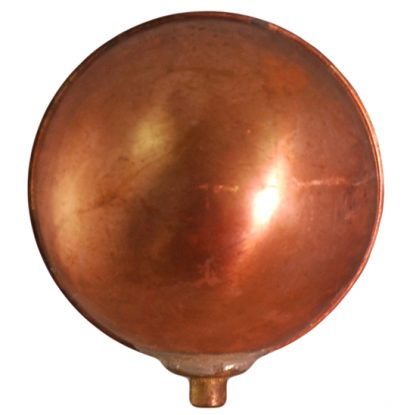 """Copper Float 4 1/2"""" Part 2 HP High Pressure Brass Ball Cock Float Only"""