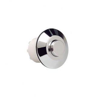 Grohe - Single Flush Push Air Button 38488
