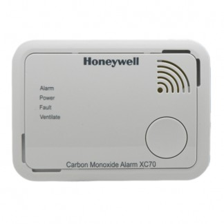 Honeywell XC70 Carbon Monoxide Detector Alarm 7 Year Guarantee (Replaces H450EN)