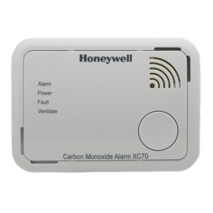 Honeywell XC70 Carbon Monoxide Detector Alarm 7 Year Guarantee (Replaces H450EN)