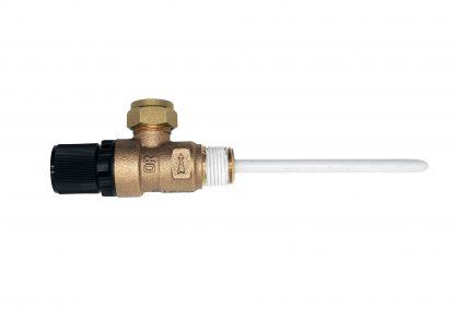 Reliance - 10 Bar TPR15 Pressure and Temperature Relief Valve 90-95°C