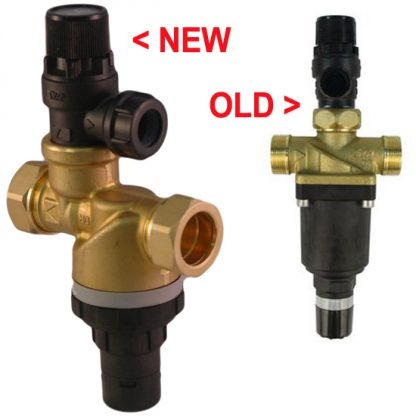 Multibloc Cold Water Control/Combination Valve 95605022 (New style Old Style)