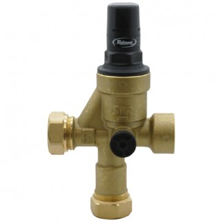 Heatrae Sadia - Megaflo 3 Bar Pressure Reducing 3 Port Valve 95605817