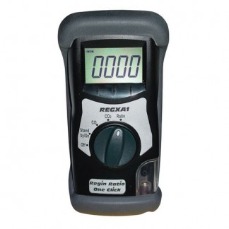 Regin - Gas Flue Analyser With Probe REGXA1