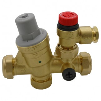Albion - Inlet Control Set Cold Water Control Valve