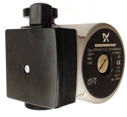 Heatrae Sadia - 15/60 Pump 95605840