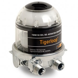Titan - TigerLoop Oil De-aerator 1/4""