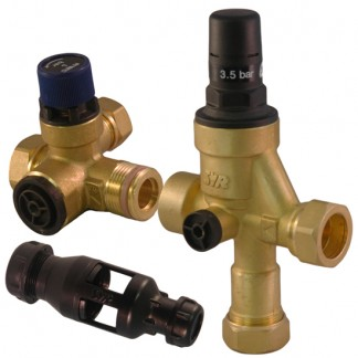 Heatrae Sadia - Cold Water Combination Valve 95605822