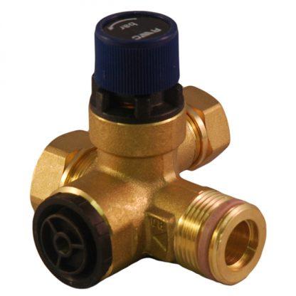 ACV - Pressure Relief Manifold 6 Bar