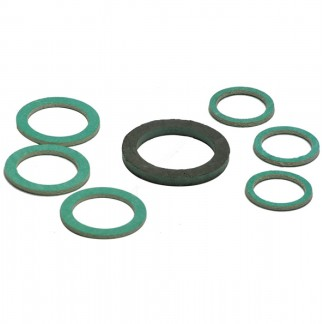 "Regin - Fibre Washer Pack 1/2"" (3) 3/4"" (3) 1"" (1) REGQ115"