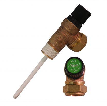 ACV - Pressure & Temperature Relief Valve
