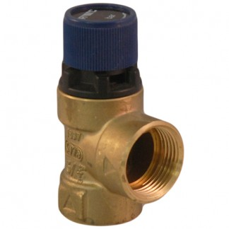 "Reliance - 3.5 Bar Pressure Relief Valve 1/2"" FBSP x FBSP"