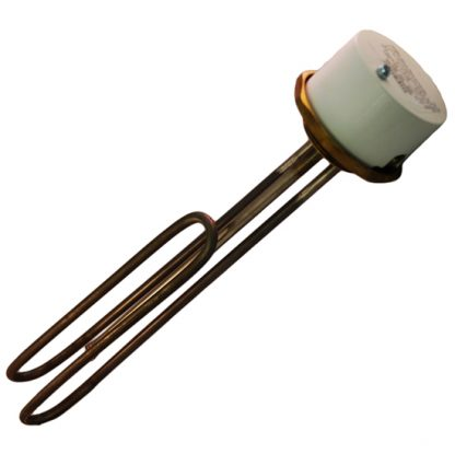 "Heatrae Sadia - Megaflo 14"" Titanium Immersion Heater OEM 95606920 (With Thermostat)"