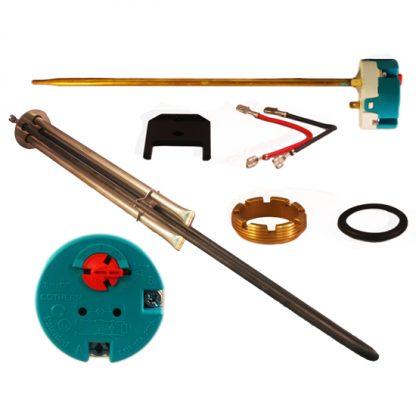 Heatrae Sadia - Megaflo Immersion Heater Upper with TSE Thermostat 95606964