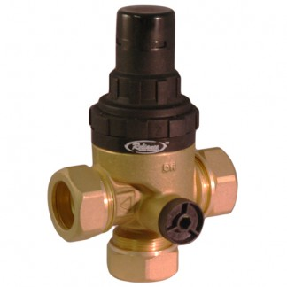 Reliance - 3 Bar 22mm Preset Pressure Reducing Valve - PRED330005