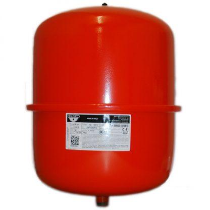 Zilmet - 25 Litre Red Heating Expansion Vessel Z1-301024