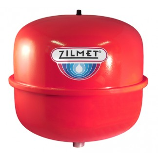 Zilmet - 12 Litre Red Heating Expansion Vessel Z1-301012