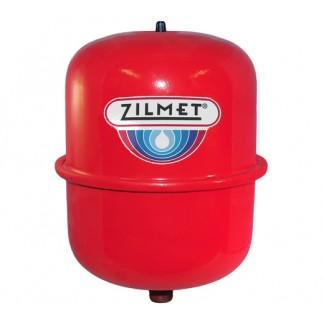 Zilmet - 8 Litre Red Heating Expansion Vessel Z1-301008