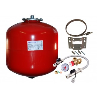 Reliance - Aquasystem 35 Litre Heating Expansion Vessel & Sealed System Kit VESK209054