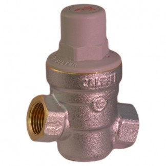 "Altecnic - Caleffi 3 Bar Inclined Pressure Reducing Valve 1/2"" 533041"