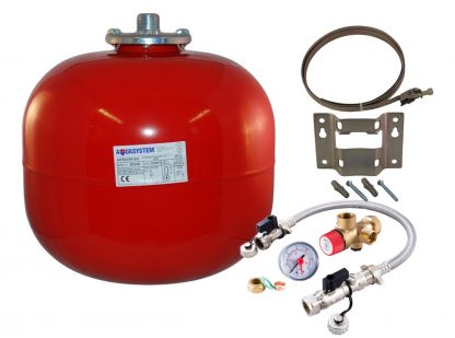 Reliance - Aquasystem 12 Litre Heating Expansion Vessel & Sealed System Kit VESK209051
