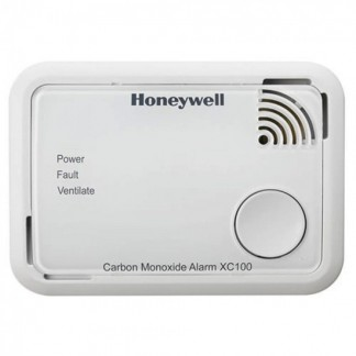 Honeywell XC100 Carbon Monoxide Alarm Detector Latest X-Series 10Yr Sealed Unit