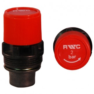 Reliance - 2 Bar Red 2116 Pressure Relief Cartridge ZRC209020