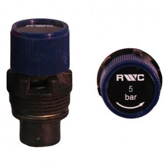Reliance - 5 Bar Blue 2116 Pressure Relief Cartridge ZRC214048