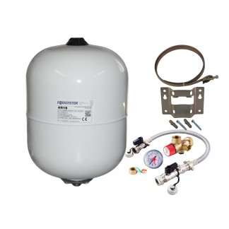 Reliance - Aquasystem 18 Litre Potable Expansion Vessel & Sealed System Kit XVES050050