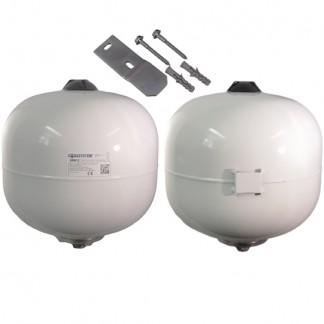 Reliance - Aquasystem 12 Litre Potable Expansion Vessel C/W Bracket XVES050045