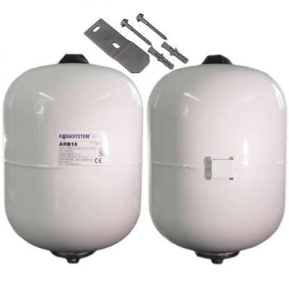 Reliance - Aquasystem 18 Litre Potable Expansion Vessel C/W Bracket XVES050055